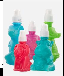 Krazy Kritter Drinks For Kids