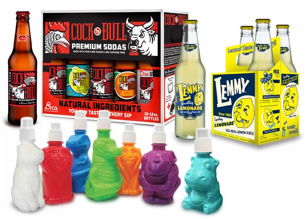Wholesale Sodas